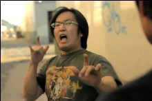 Freddie Wong director of Video Game High School